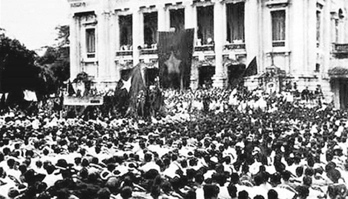 Hà Nội trong những ngày Cách mạng tháng 8 và Quốc khánh 2/9 lịch sử - Ảnh 1.