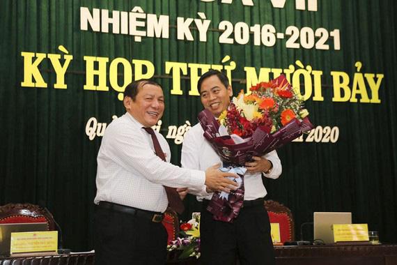 Quảng Trị có tân Chủ tịch Hội đồng nhân dân tỉnh - Ảnh 1.