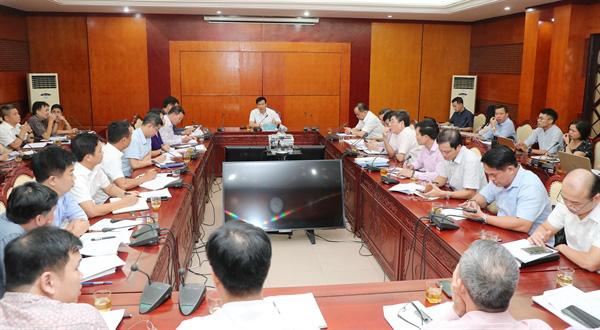 Bộ trưởng Nguyễn Ngọc Thiện: Đẩy nhanh tiến độ chuẩn bị cho SEA Games 31 - Ảnh 3.