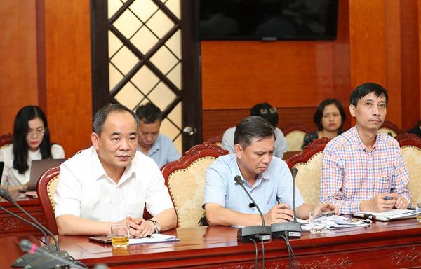 Bộ trưởng Nguyễn Ngọc Thiện: Đẩy nhanh tiến độ chuẩn bị cho SEA Games 31 - Ảnh 2.