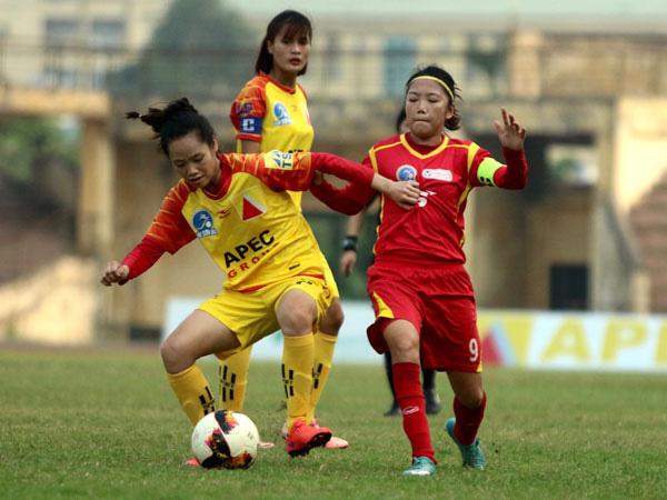 """Giải Bóng đá nữ Vô địch Quốc gia 2020 """"rục rịch"""" chuẩn bị cho ngày khởi tranh - Ảnh 1."""