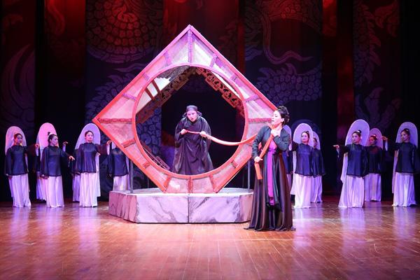 14 vở diễn tranh tài tại Liên hoan sân khấu Thủ đô lần thứ IV - Ảnh 2.
