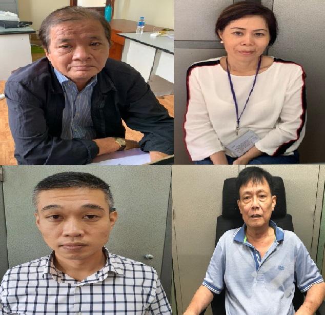 Khởi tố, bắt, khám xét nhiều bị can tại Trung tâm Artex Hà Nội và Công ty Unimex Hà Nội - Ảnh 1.