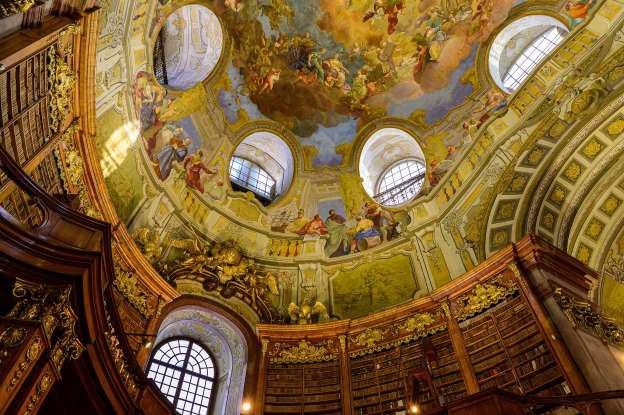 """""""Choáng ngợp"""" trước 15 thư viện đẹp nhất thế giới - Ảnh 1."""
