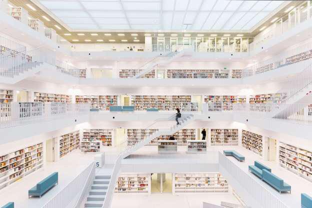 """""""Choáng ngợp"""" trước 15 thư viện đẹp nhất thế giới - Ảnh 2."""