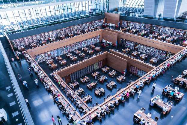 """""""Choáng ngợp"""" trước 15 thư viện đẹp nhất thế giới - Ảnh 3."""