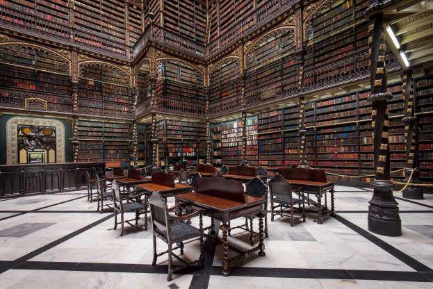 """""""Choáng ngợp"""" trước 15 thư viện đẹp nhất thế giới - Ảnh 5."""