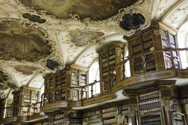 """""""Choáng ngợp"""" trước 15 thư viện đẹp nhất thế giới - Ảnh 9."""