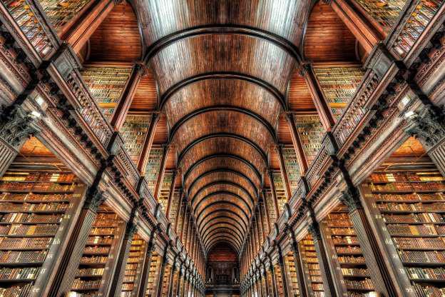 """""""Choáng ngợp"""" trước 15 thư viện đẹp nhất thế giới - Ảnh 13."""