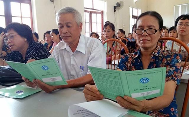 Nghị quyết 125 của Chính phủ  về về cải cách chính sách bảo hiểm xã hội - Ảnh 1.