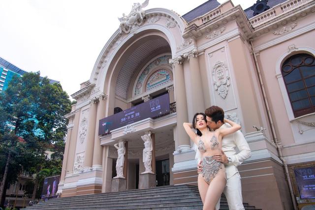 """Sao Việt chụp ảnh cưới phản cảm bị đánh giá là """"rẻ tiền"""" - Ảnh 2."""