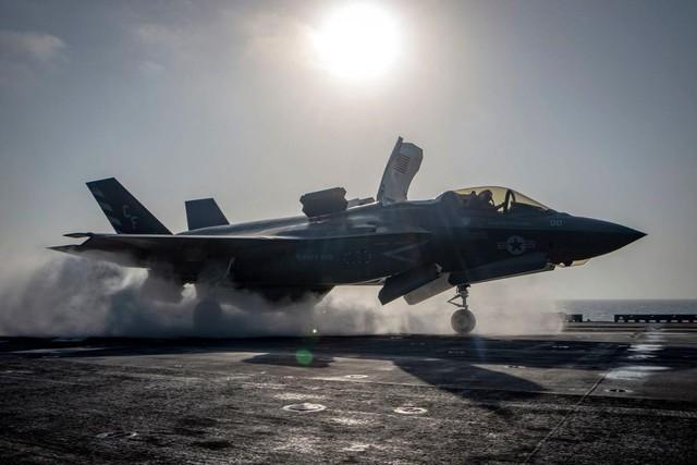 Mỹ, Israel ráo riết tính số phận F-35 sau sự cố sốc - Ảnh 1.