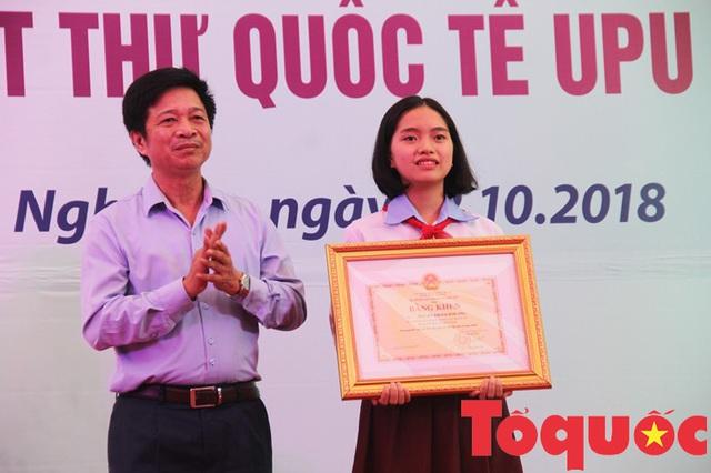 Phát động cuộc thi Viết thư Quốc tế UPU lần thứ 48 - Ảnh 2.