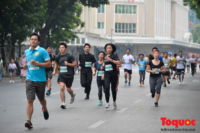 Hơn 1000 VĐV tham gia sự kiện Mottainai Run 2018 - Ảnh 4.