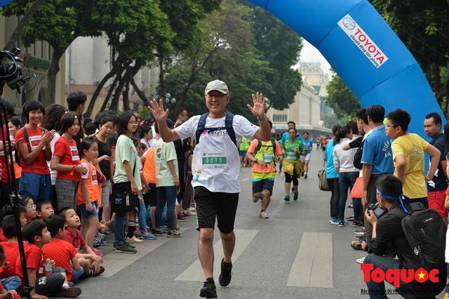 Hơn 1000 VĐV tham gia sự kiện Mottainai Run 2018 - Ảnh 7.
