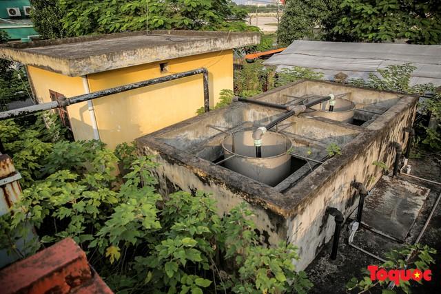 UBND huyện Thanh Trì xin hơn 44 tỷ để làm mới trạm xử lý nước thải bỏ hoang gần 10 năm qua - Ảnh 3.