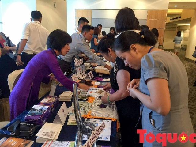 Thừa Thiên - Huế tổ chức chương trình giới thiệu du lịch Huế tại Singapore - Ảnh 1.