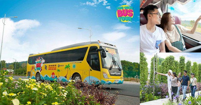 Tham quan 15 điểm phía Nam Phú Quốc bằng xe bus tour  - Ảnh 1.