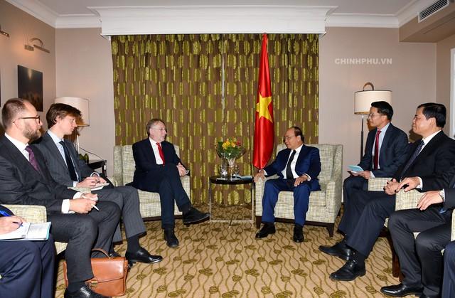 Tín hiệu tích cực về EVFTA từ chuyến thăm của Thủ tướng - Ảnh 1.