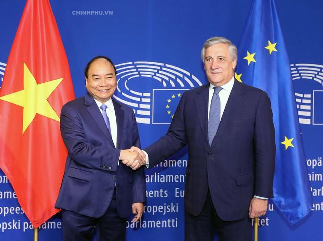 Tín hiệu tích cực về EVFTA từ chuyến thăm của Thủ tướng - Ảnh 2.
