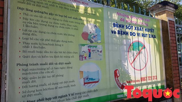 Sốt xuất huyết lần đầu tiên xuất hiện ở huyện miền núi Tây Giang – Quảng Nam - Ảnh 2.