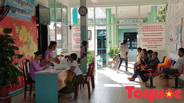 Sốt xuất huyết lần đầu tiên xuất hiện ở huyện miền núi Tây Giang – Quảng Nam - Ảnh 1.