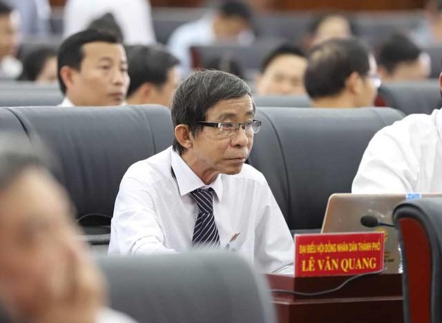 Phó Trưởng Ban Kinh tế - Ngân sách xin nghỉ việc trước tuổi hưu - Ảnh 1.