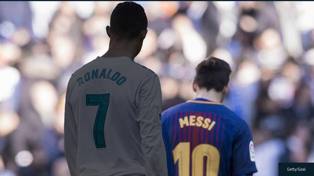 Kết thúc một kỷ nguyên: Lần đầu tiên cả Messi và Ronaldo bỏ lỡ El Classico - Ảnh 1.