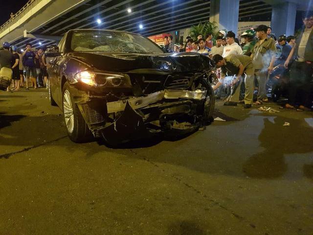 """Nữ tài xế điều khiển xe BMW gây tai nạn """"kinh hoàng"""" không phải là giám đốc một ngân hàng - Ảnh 2."""