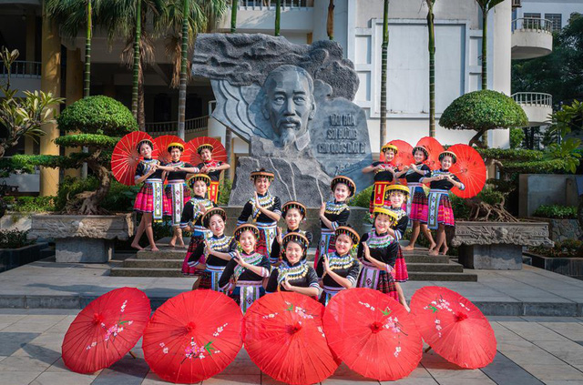 Trường Đại học Văn hóa Hà Nội: Tỉ lệ có việc làm cao đã tạo sức hấp dẫn cho nhiều thí sinh đăng ký xét tuyển - Ảnh 3.