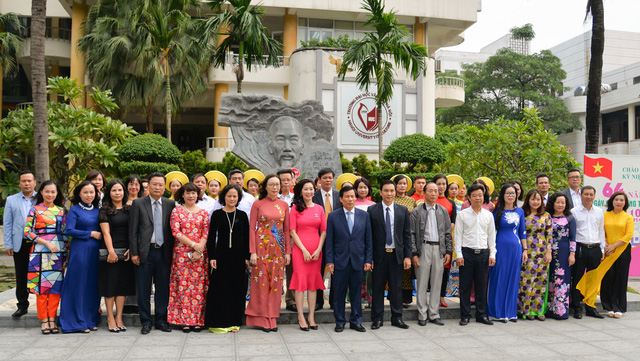 Trường Đại học Văn hóa Hà Nội: Tỉ lệ có việc làm cao đã tạo sức hấp dẫn cho nhiều thí sinh đăng ký xét tuyển - Ảnh 2.