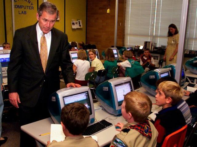 Biến đổi thần kỳ máy tính trong trường học suốt hơn nửa thế kỷ qua - Ảnh 12.
