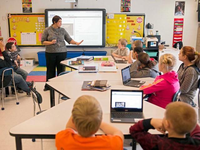 Biến đổi thần kỳ máy tính trong trường học suốt hơn nửa thế kỷ qua - Ảnh 13.