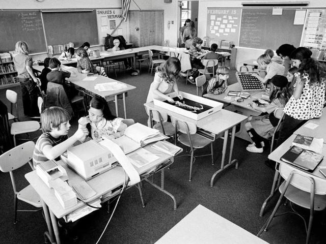 Biến đổi thần kỳ máy tính trong trường học suốt hơn nửa thế kỷ qua - Ảnh 8.