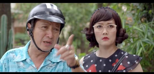 Yêu thì ghét thôi tập 15: Quang Thắng đang tha thiết xin Vân Dung tha thứ thì Chí Trung phá đám - Ảnh 1.