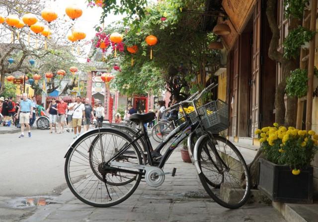 Lập kế hoạch phát triển giao thông xe đạp ở phố cổ Hội An - Ảnh 2.