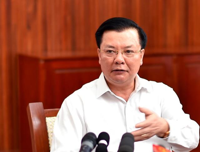 Bộ trưởng Đinh Tiến Dũng: Bộ Tài chính sẽ tiếp tục đẩy mạnh triển khai công tác cải cách hành chính - Ảnh 1.