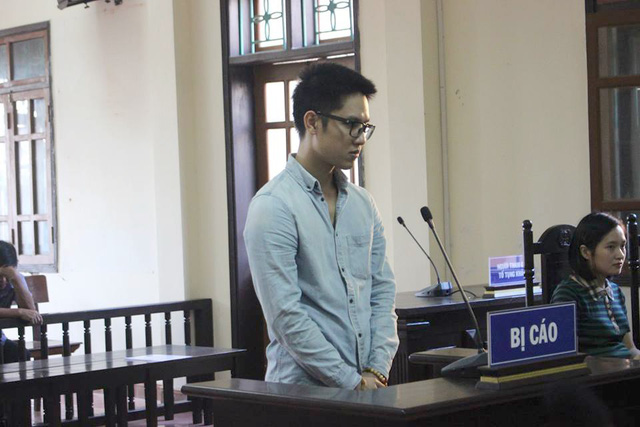 Xét xử du học sinh Trung Quốc về nước đột nhập nhà con gái thiếu tướng công an cướp tài sản - Ảnh 1.