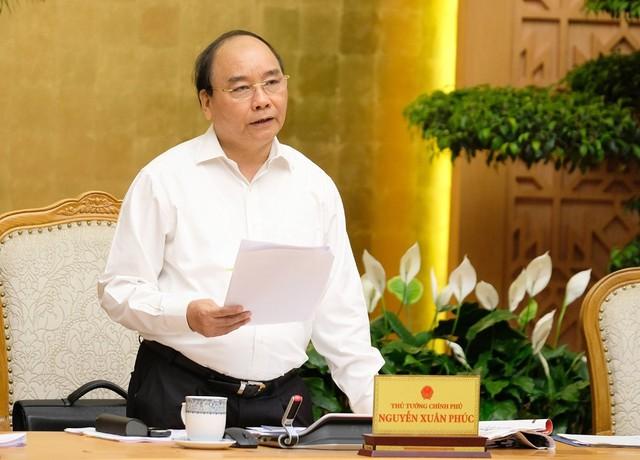 Thủ tướng Nguyễn Xuân Phúc: Xử lý nghiêm những tổ chức, cá nhân sai phạm, không có vùng cấm - Ảnh 1.