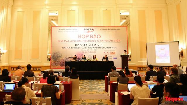 Thứ trưởng Trịnh Thị Thủy: LHP Quốc tế Hà Nội lần thứ V tạo động lực để để điện ảnh Việt Nam phát triển lên một tầm cao mới - Ảnh 1.