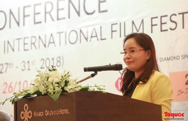 Thứ trưởng Trịnh Thị Thủy: LHP Quốc tế Hà Nội lần thứ V tạo động lực để để điện ảnh Việt Nam phát triển lên một tầm cao mới - Ảnh 2.