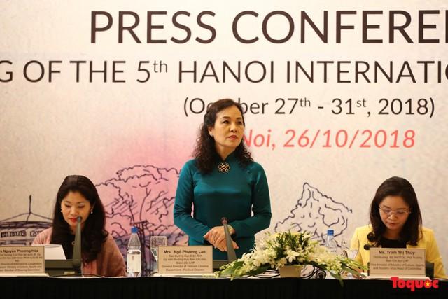 Thứ trưởng Trịnh Thị Thủy: LHP Quốc tế Hà Nội lần thứ V tạo động lực để để điện ảnh Việt Nam phát triển lên một tầm cao mới - Ảnh 3.