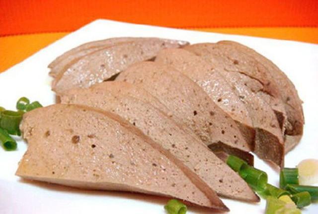 Nghe chuyên gia nói rõ 1 lần những loại rau không  xào với gan lợn và nên ăn thế nào là đúng cách - Ảnh 1.