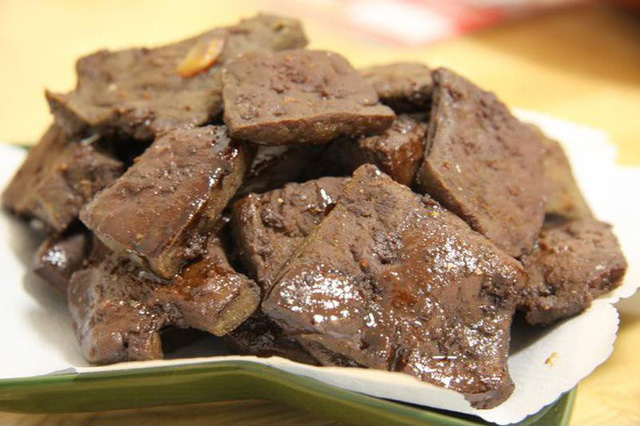 Nghe chuyên gia nói rõ 1 lần những loại rau không  xào với gan lợn và nên ăn thế nào là đúng cách - Ảnh 2.