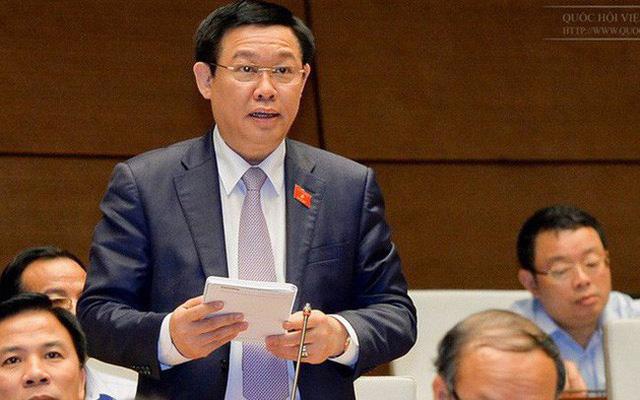 Phó Thủ tướng Vương Đình Huệ: Chính phủ không bao giờ, chưa bao giờ có chủ trương phá giá đồng tiền  - Ảnh 1.