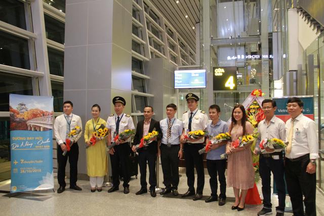 Khai trương đường bay mới kết nối Đà Nẵng – Osaka - Ảnh 1.