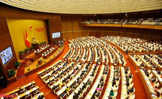 Đại biểu Quốc hội lo lắng sử dụng ngân sách một cách lãng phí do tư duy coi ngân sách là tiền chùa - Ảnh 2.