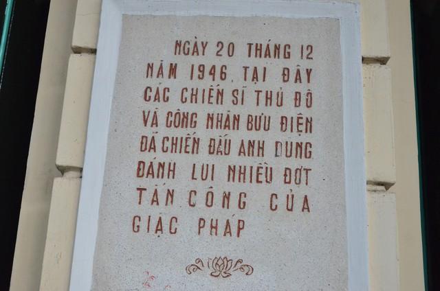 """Bưu điện Hà Nội: Cột mốc số 0 trong lòng người Thủ đô đã bị """"khai tử"""" - Ảnh 3."""
