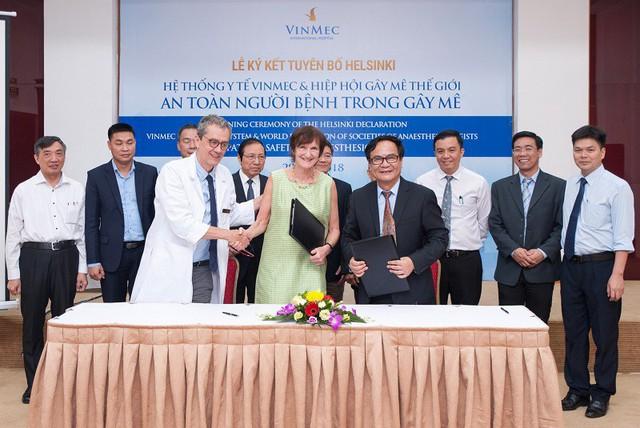Vinmec hướng đến mục tiêu bệnh viện an toàn nhất Đông Nam Á về gây mê phẫu thuật - Ảnh 4.