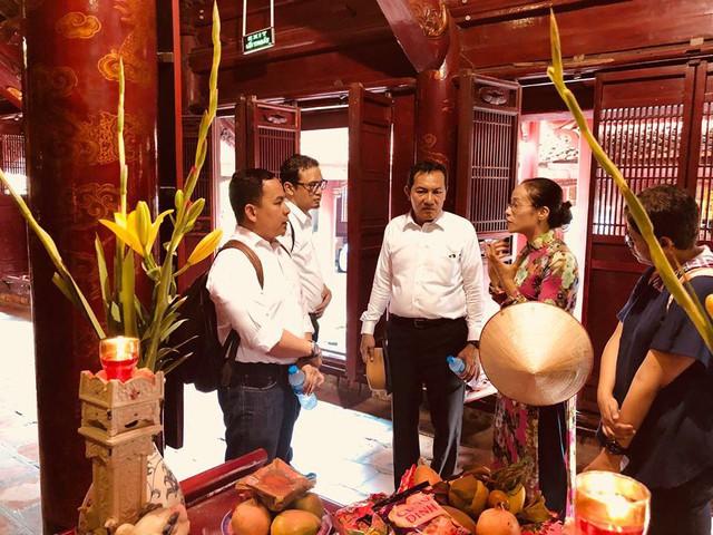 Nâng cao chất lượng công tác bảo tồn và phát huy giá trị di sản văn hóa của thủ đô - Ảnh 1.